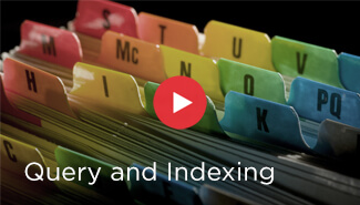Query & Indexing Track